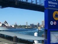 Milsons Point Ferry Wharf