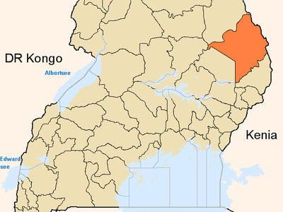 Moroto  District  Uganda