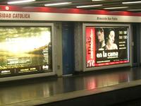 Universidad Católica Metro Station