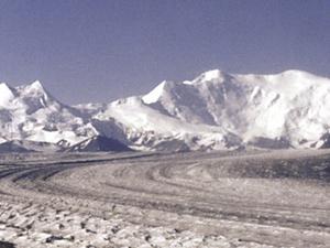 Nabesna Glacier