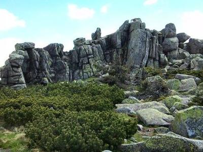 Czeskie Kamienie