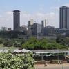Nairobi CBD From Uhuru Park