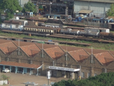 Nairobi Railway Station