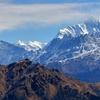 Nanda Devi Amid Indian Himalayas