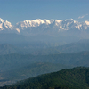 Nanda Devi And Himalayan Range