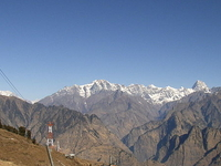 Nanda Devi National Park Trekking And Mountaineering