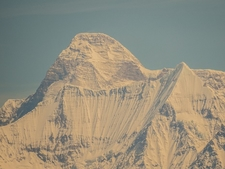 Nanda Devi On A Clear Day - Uttarakhand
