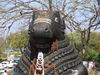 Nandi, Shiva's Vehicle, On Chamundi Hills