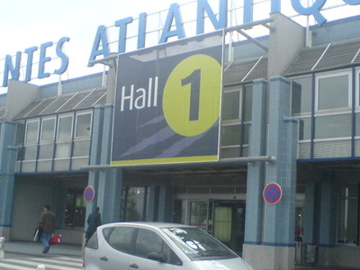 Nantes atlantique airport nantes francia informaci n for Chambre de commerce nantes
