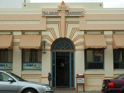 Halsbury Chambers - Napier