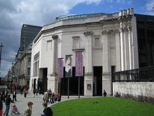 The Sainsbury Wing