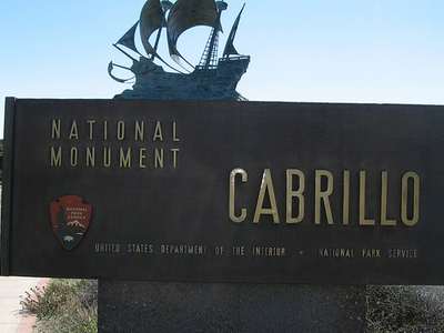 National Monument Cabrillo