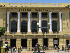 Teatro Nacional de El Salvador