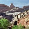 Navajo Formation - Capitol Reef - Utah - USA