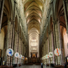 Nave Of Notre Dame D'Amiens
