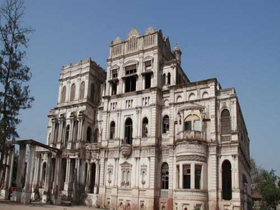 The Nazarbaugh Palace