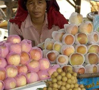 Neak  Leoung Market