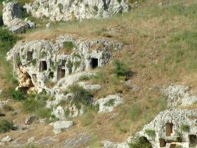 Necropolis of Pantalica