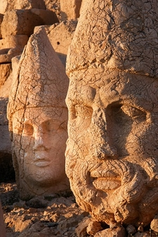 Nemrut Mount, Turkey