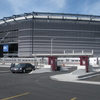 The Exterior Of MetLife Stadium