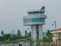 Batu Berendam Airport