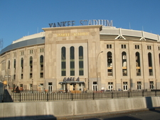 Gate 4 Yankee Stadium