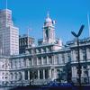 New York City Hall View NY