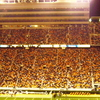 Neyland Stadium At Night