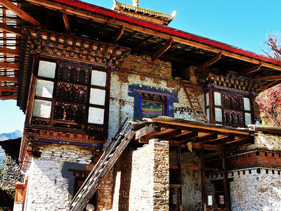 Ngang Lhakhang  Bhutan