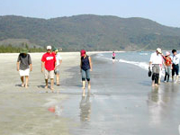 Ngoc Vung Island and Beach