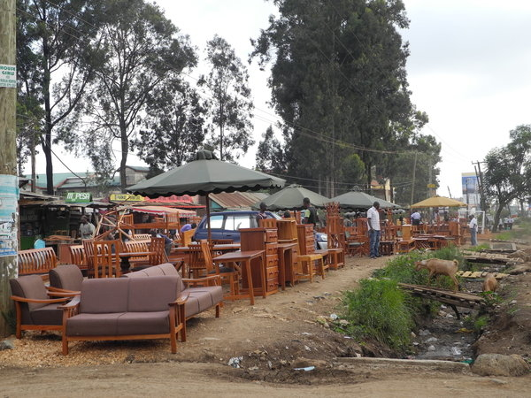 Ngong Road Furniture Decoration Access