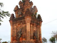 Nhan Tower
