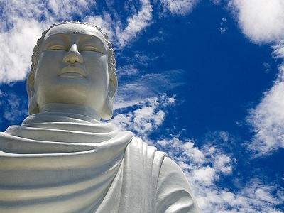 Nha Trang Statue Of Buddha