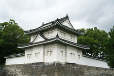 Nijo Castle Back Side