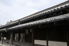 Nijo Castle Closeup
