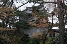 Nijo Castle Side View