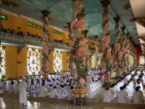 Full Day Tay Ninh Holy See Temple & Cu Chi Tunnels Photos