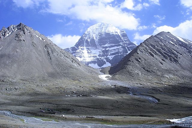 Mount Kailash Pilgrim Photos