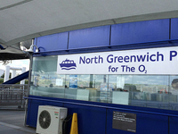 North Greenwich Pier