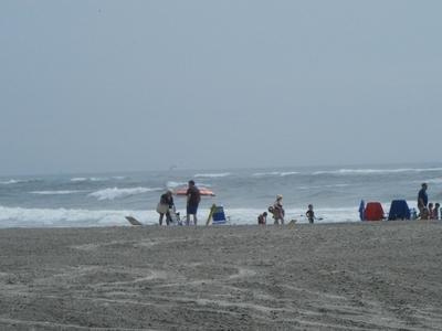 North Wildwood Beach At 3rd Avenue