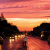 Novosibirsk Sunset - Russia Siberia