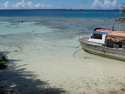 Nukunonu Lagoon
