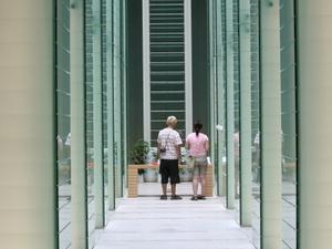 Nagasaki National Peace Memorial Hall