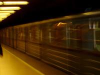 Népliget Metro Station