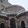 Chevet Under Snow