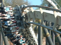 Nemesis Roller Coaster
