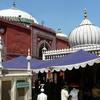 Nizamuddin Dargah And Jamaat Khana Masjid