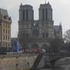 Notre Dame De Paris From Canal