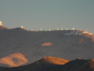 La Silla Observatory