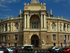 Odessa Jewish Heritage